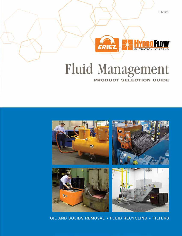 Eriez Hydroflow Releases New Fluid Management Product