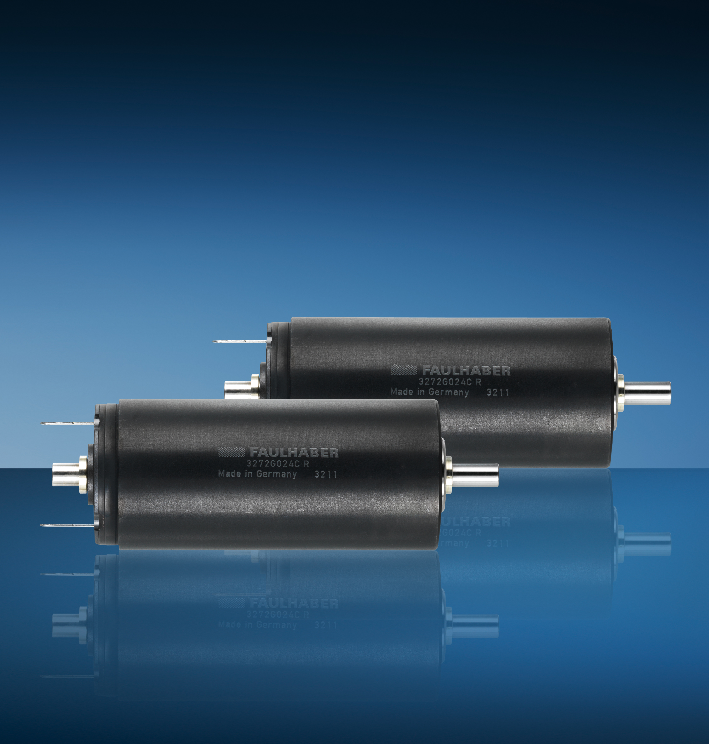 Powerful new dc motor 3272cr from faulhaber micromo zycon for Advanced dc motors inc