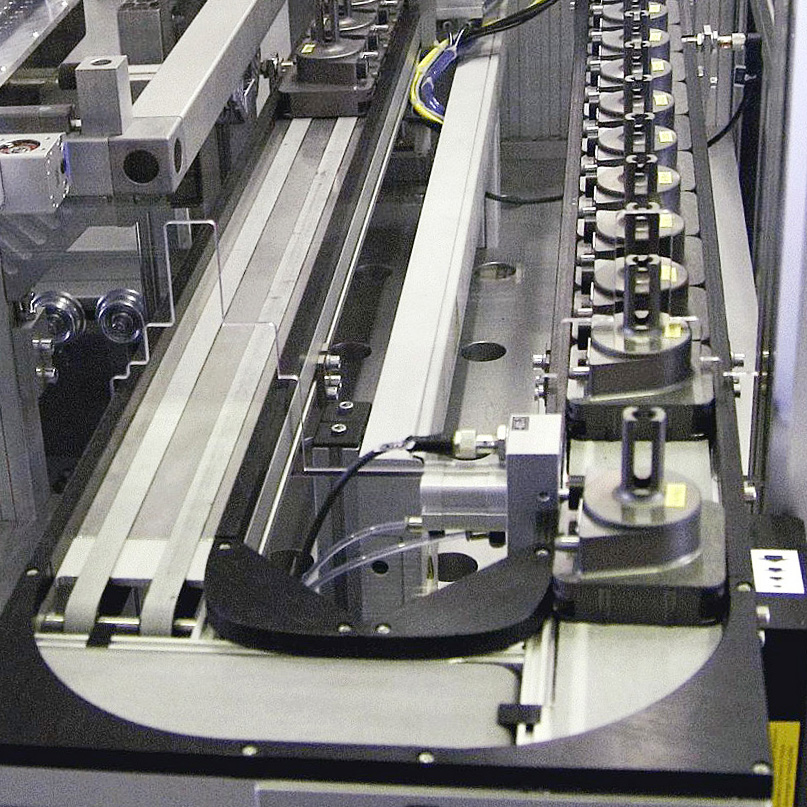 Modular Transfer System For Assembly Automation Montech