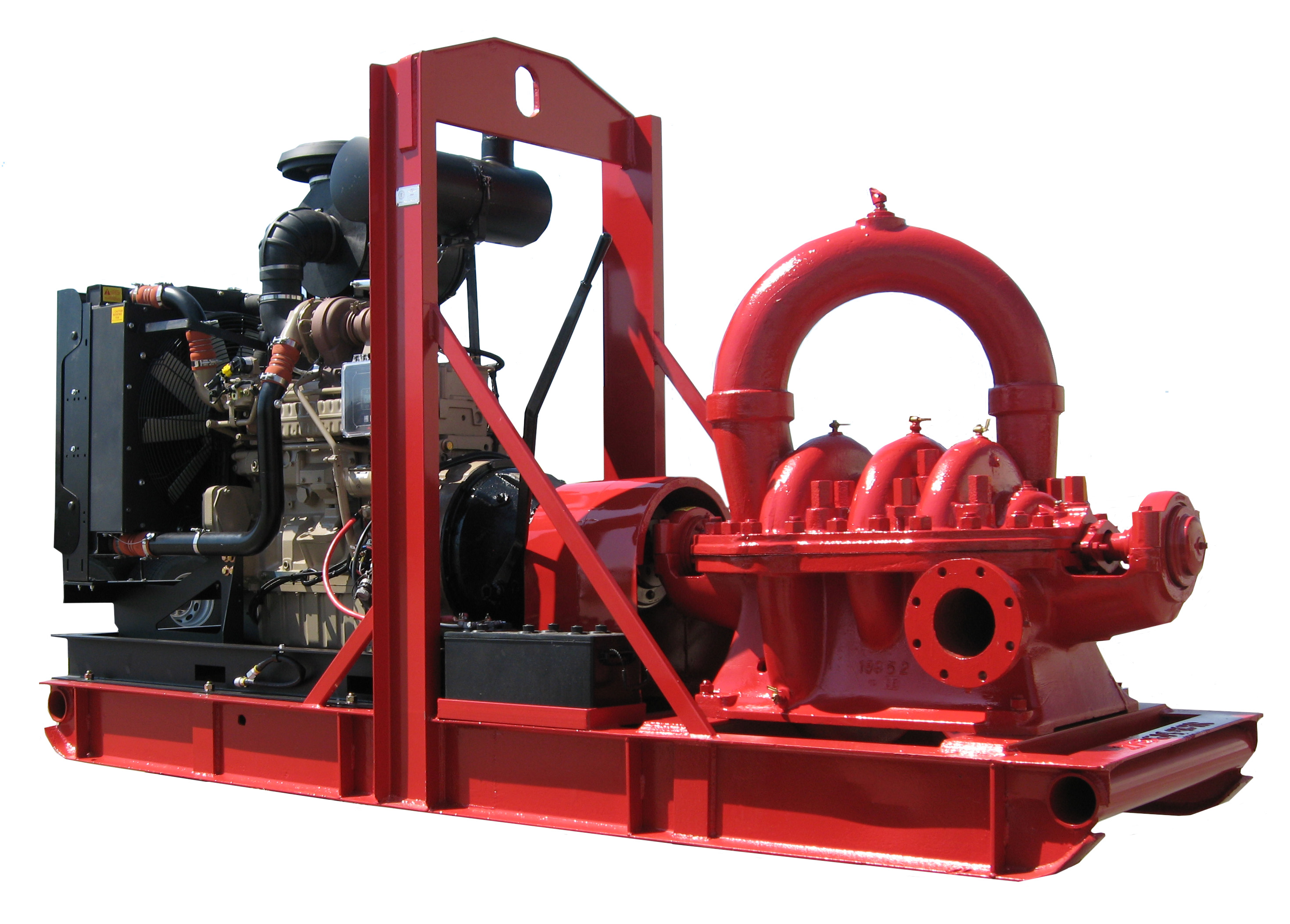 Well Pump Puller >> Large Volume, High Pressure Griffin 3 Stage Water-Jet Pumps (Griffin Dewatering) - Zycon