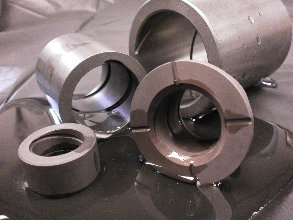 Metallized Carbon Corporation Offers Custom Bearings For