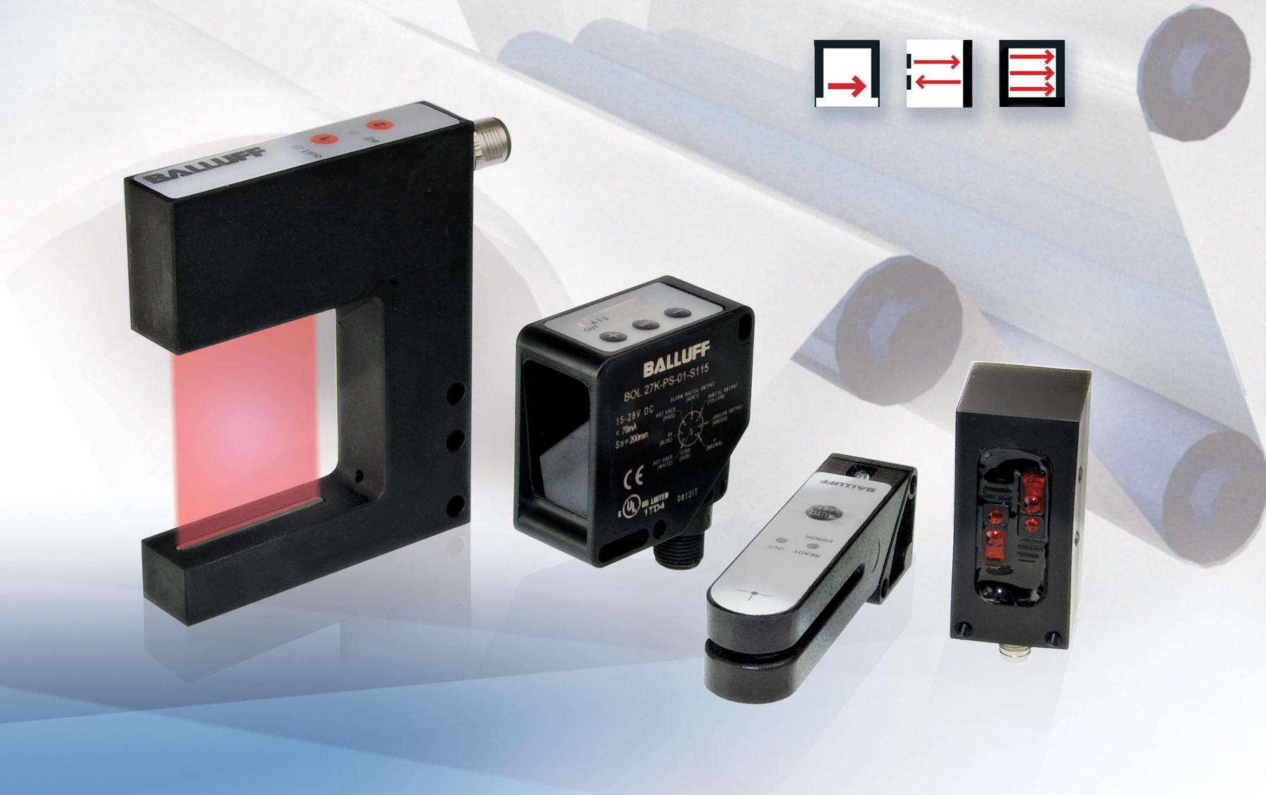 Balluff Edgemaster Sensors Accurate Web And Edge