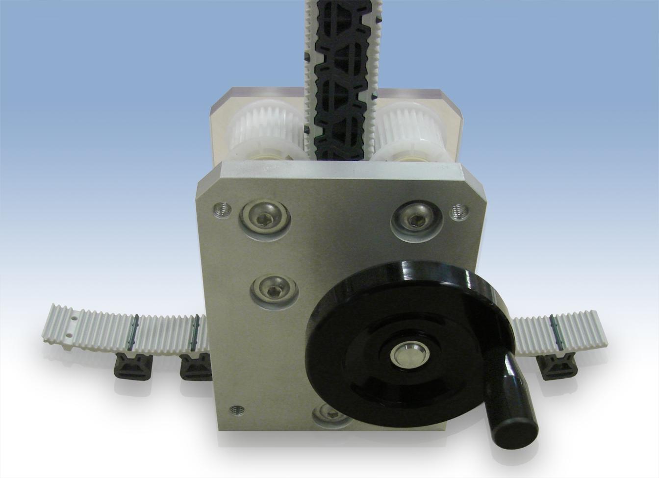 Rigibelt Non Magnetic Telescopic Linear Actuator From