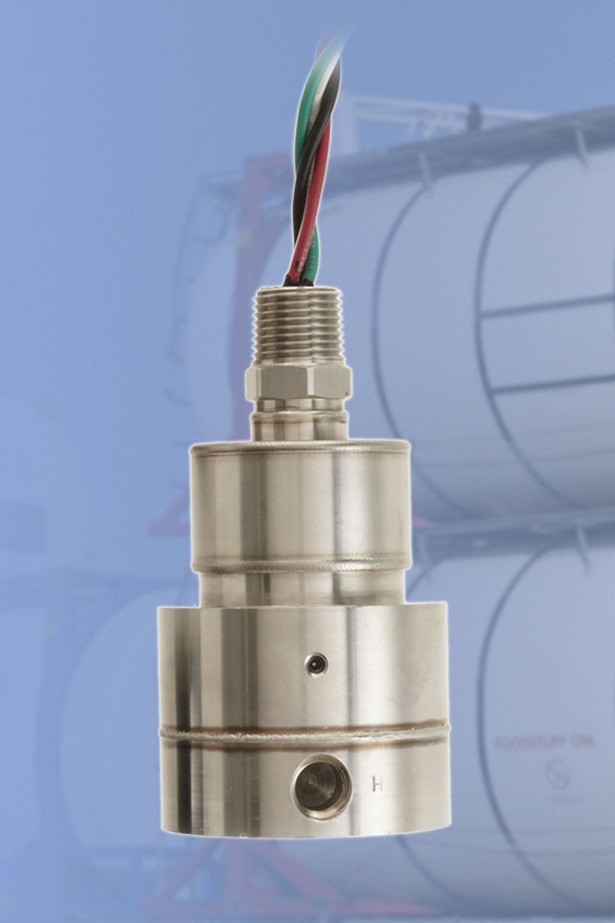 Differential Pressure Transducer Features Oil Free High