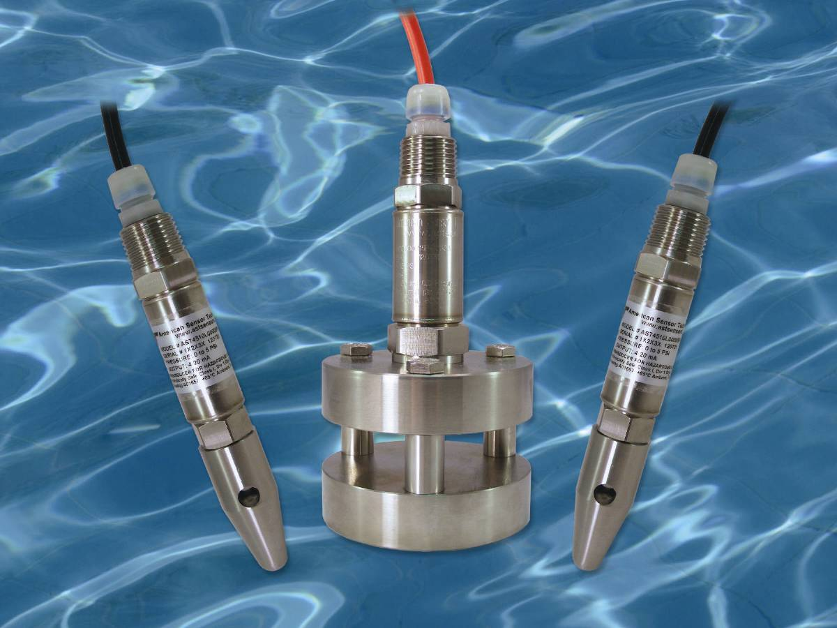 American Sensor Technologies Liquid Level Sensors Now