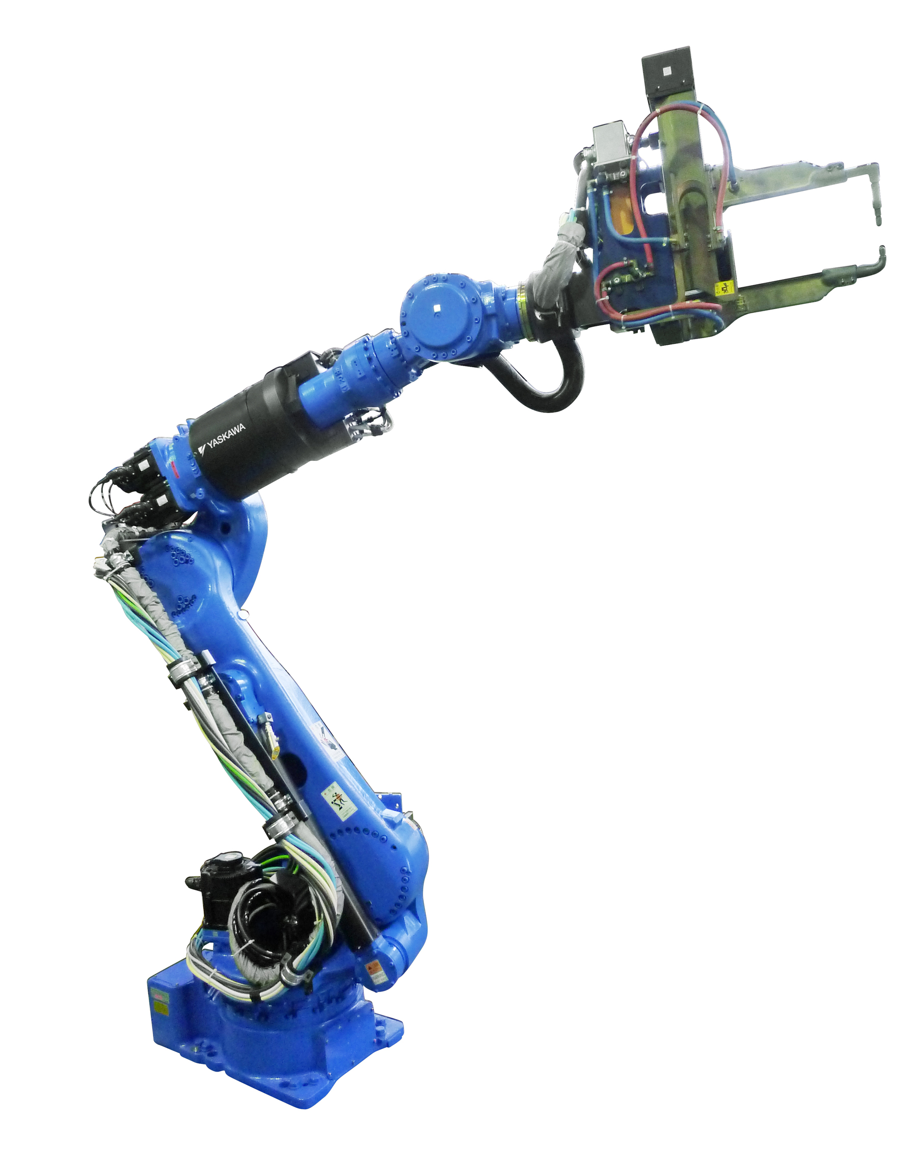 Yaskawa motoman compact ms165 ms210 robots optimized for for Motor technology inc dayton ohio