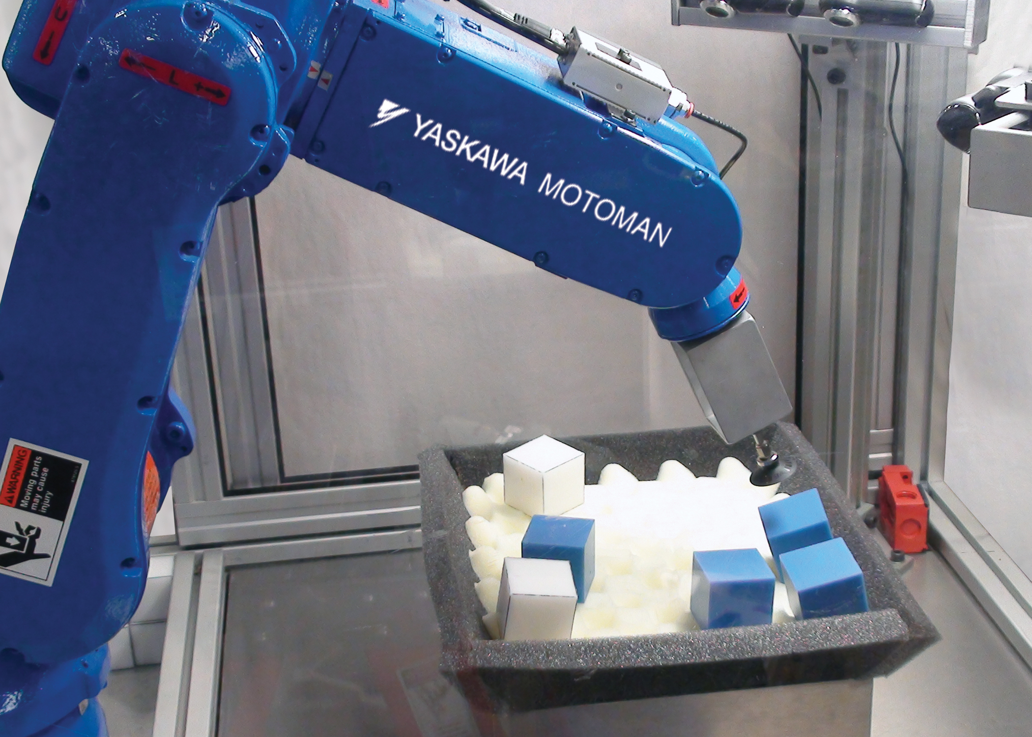 Motoman Robotics And Universal Robotics Unveil New 3d Vision