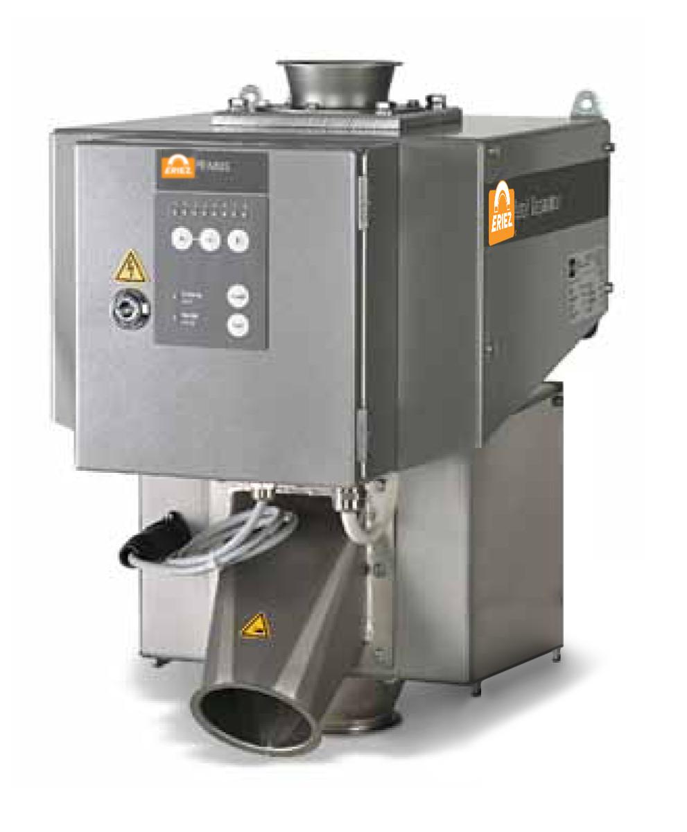 Eriez Model FF Metal Separators Detect and Separate ...